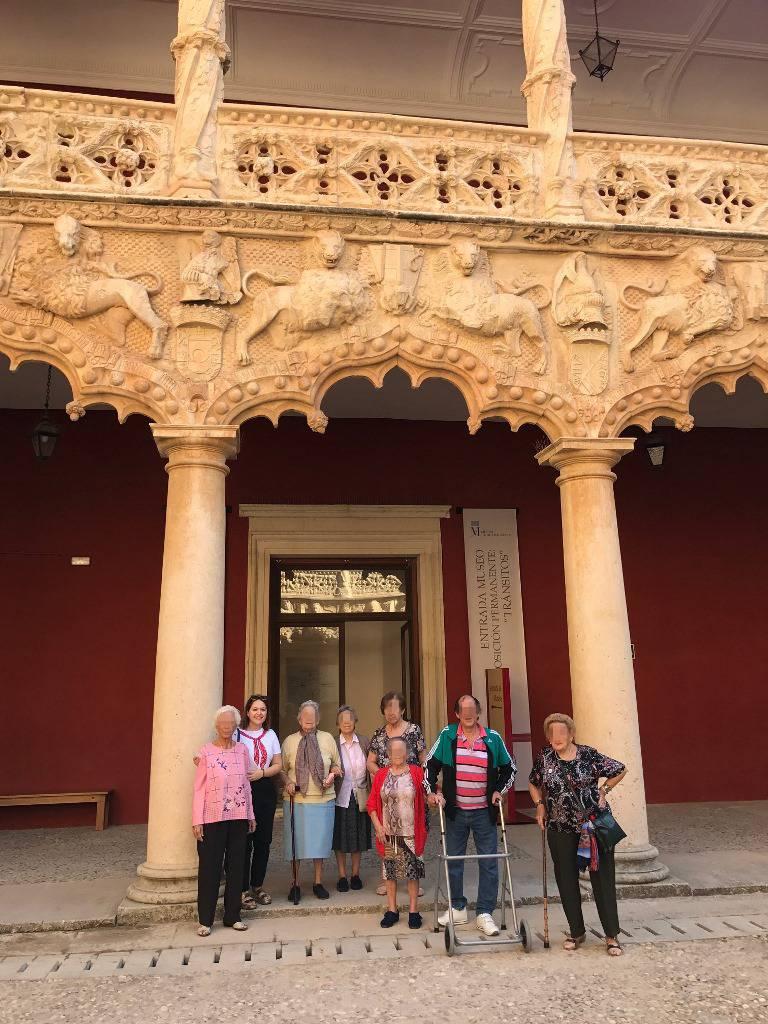 VISITA AL PALACIO DEL INFANTADO (3)